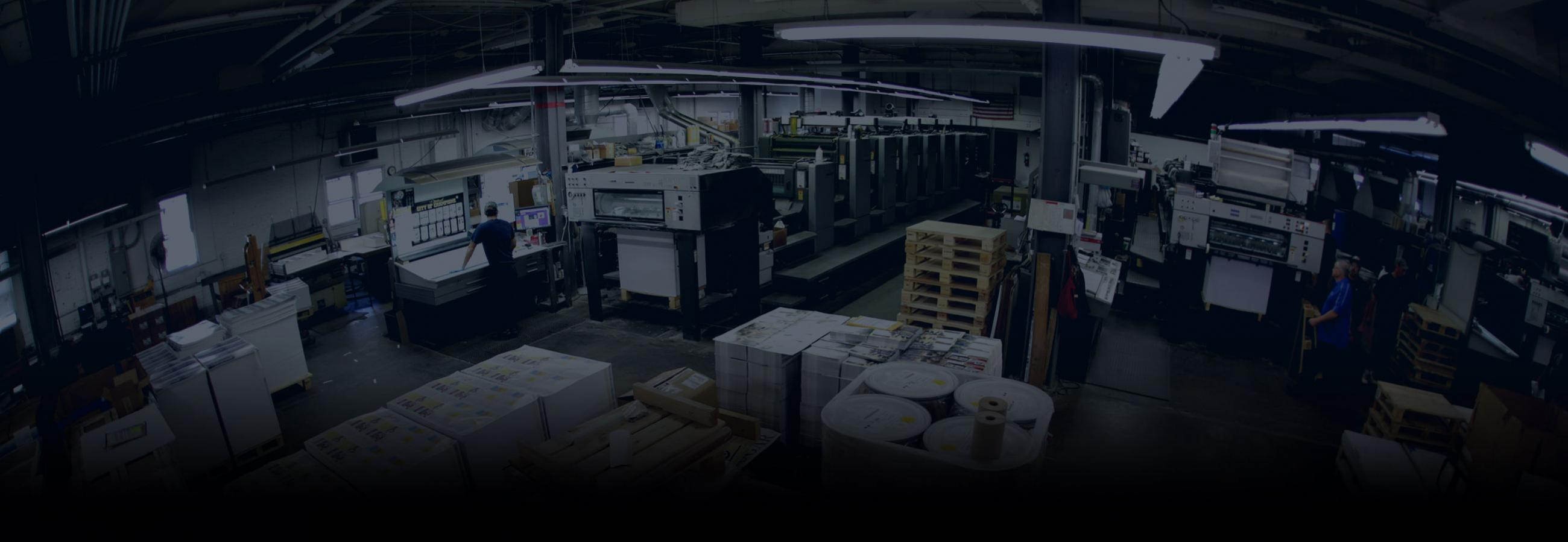 Commercial Printing Capabilities Pittsburgh